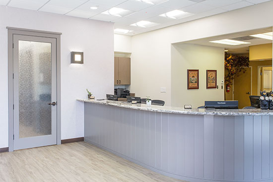 Interior Entrance - Pediatric Dentist and Orthodontist in Yucaipa, Beaumont and Redlands, CA